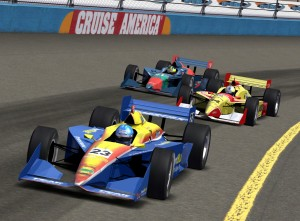 Indycar Series - Codemasters
