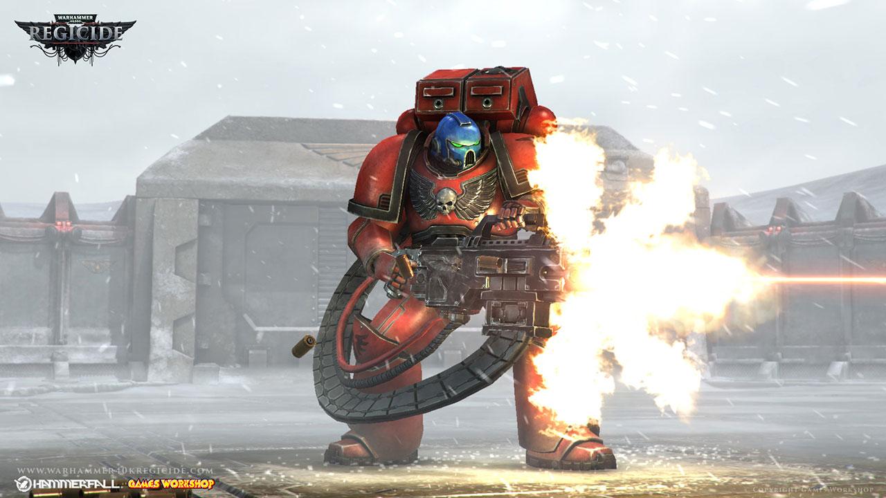 Warhammer 40.000 Regicide muestra sus primeros modelos in game