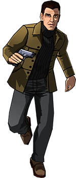 XIII - personaje - Ubisoft