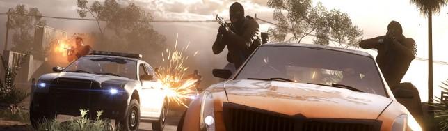Battlefield Hardline el 19 de marzo