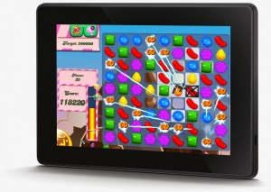 Candy Crush Saga - Kindle Fire
