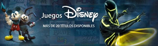 Las ofertas de Steam llegan a Disney y al revés.