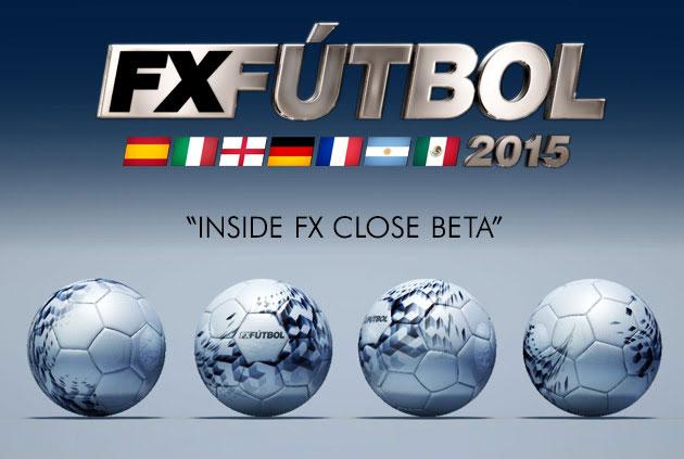 FX Fútbol 2015 ya en fase beta