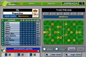 PC Fútbol - Dinamic - DOS
