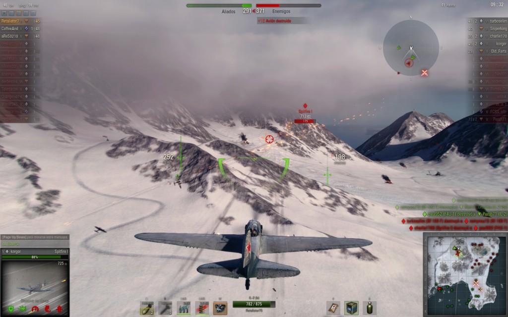 World of Warplanes - free-to-play