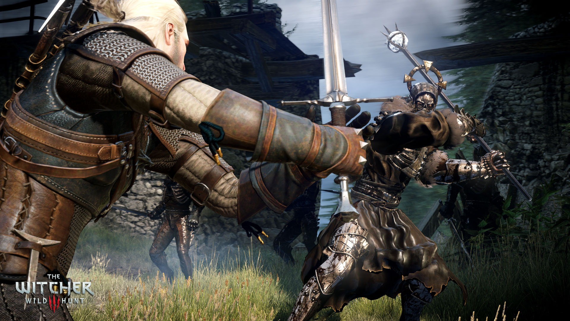The Witcher 3 estrena su intro