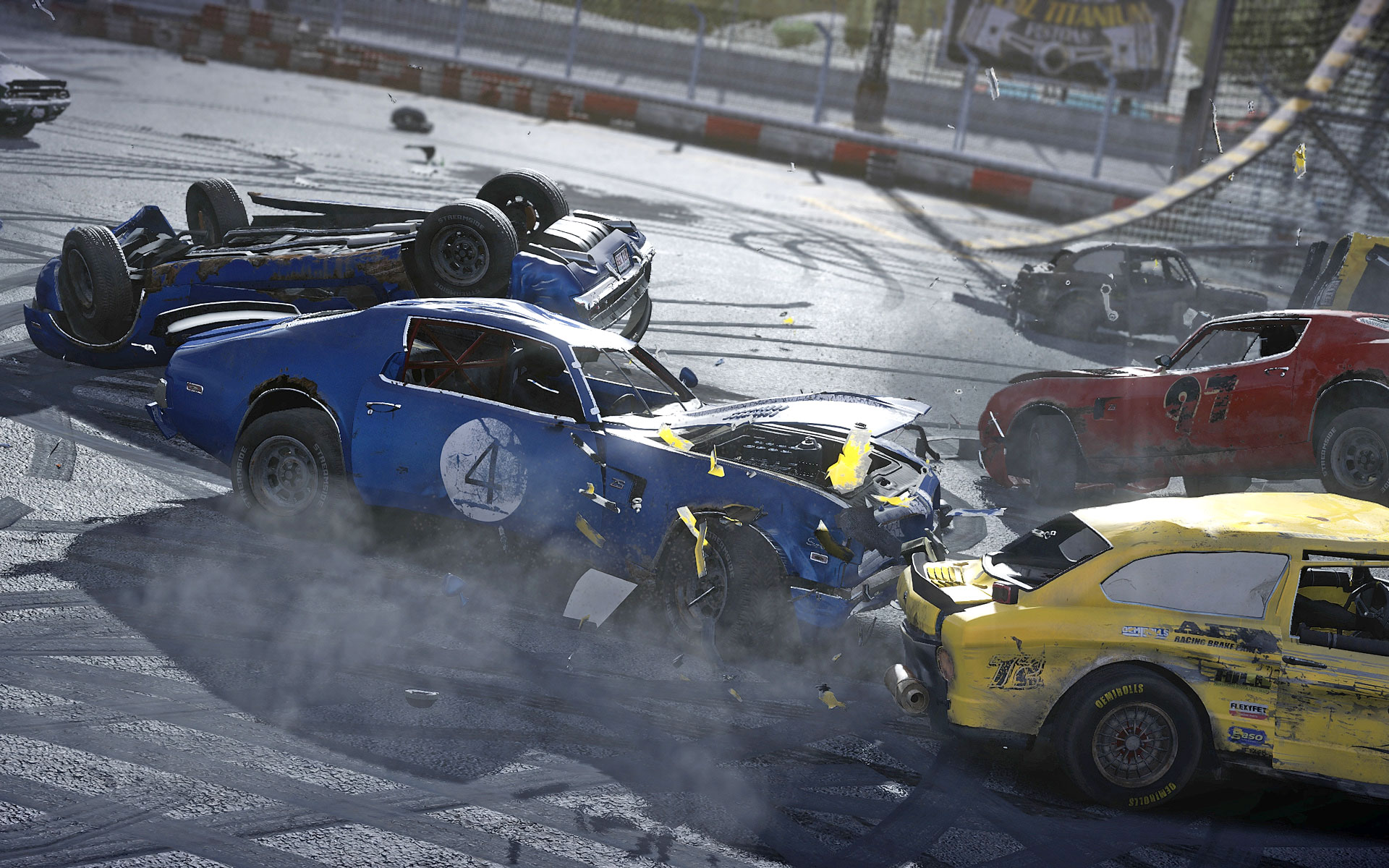 Next Car Game ahora es Wreckfest