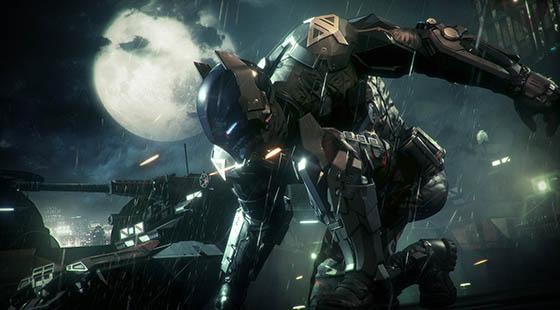 Batman Arkham Knight - Caballero de Arkham