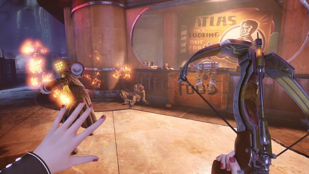 Bioshock Infinite - Buried at Sea - Taller Prototipado