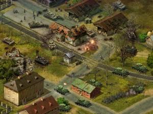 Blitzkrieg - Nival, CDV