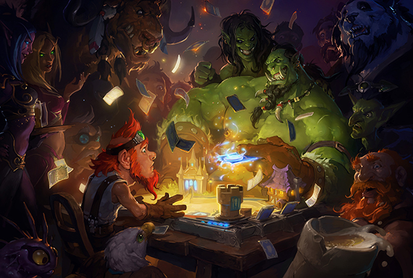 Hearthstone - Blizzard