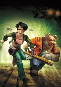 Beyond Good & Evil - Jade y Zerdy