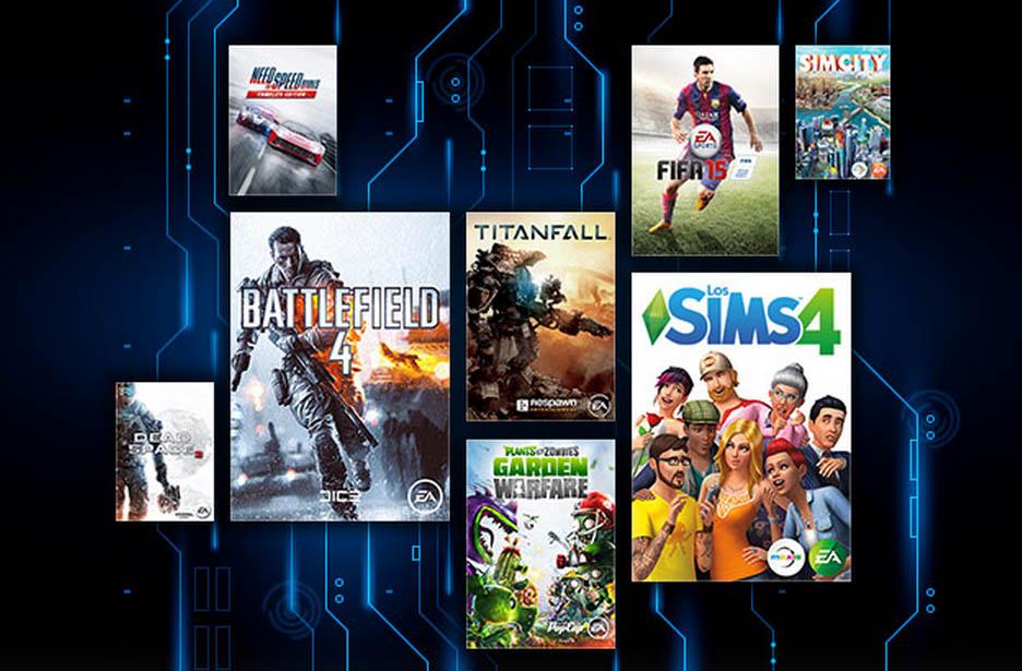 Origin - Black Friday - Electronic Arts