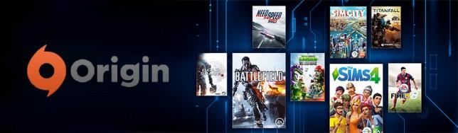 Origin EA Black Friday