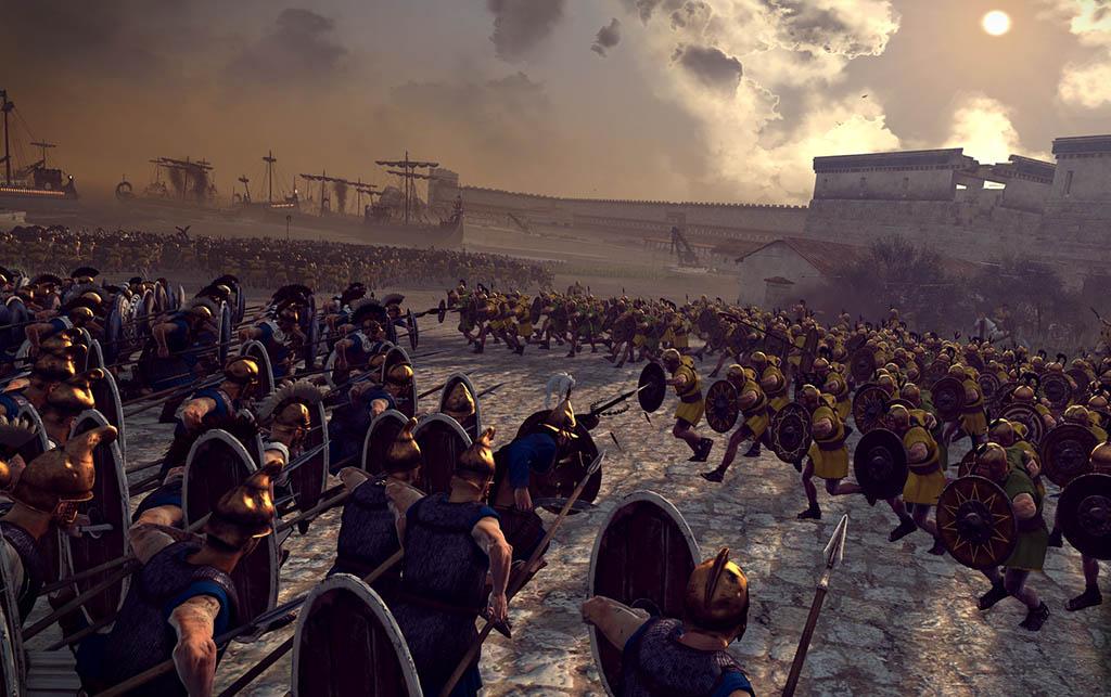Rome 2 Total War - Taller Prototipado