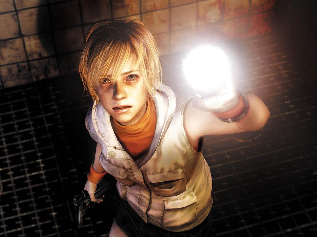 Silent Hill 3 - Konami