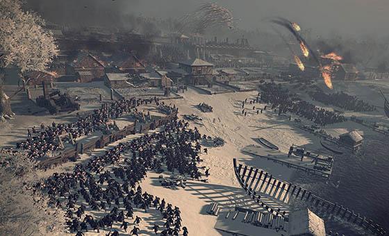 Total War Attila - Vikingos