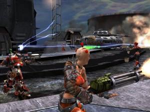 Unreal Tournament 2004 - Epic Games, Atari