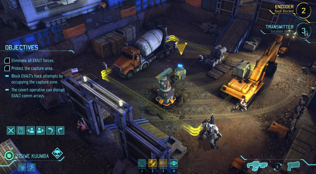 XCOM Enemy Unknown - Taller Prototipado