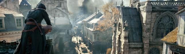 Ubisoft pide disculpas por los bugs de Assassin's Creed Unity