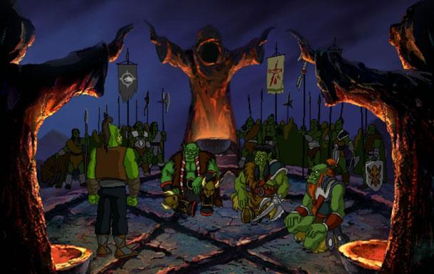 Warcraft Adventures, antes de su cancelación