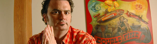 Tim Schafer y Double Fine han tenido un percance