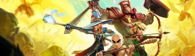 Dungeon Defenders II en acceso anticipado
