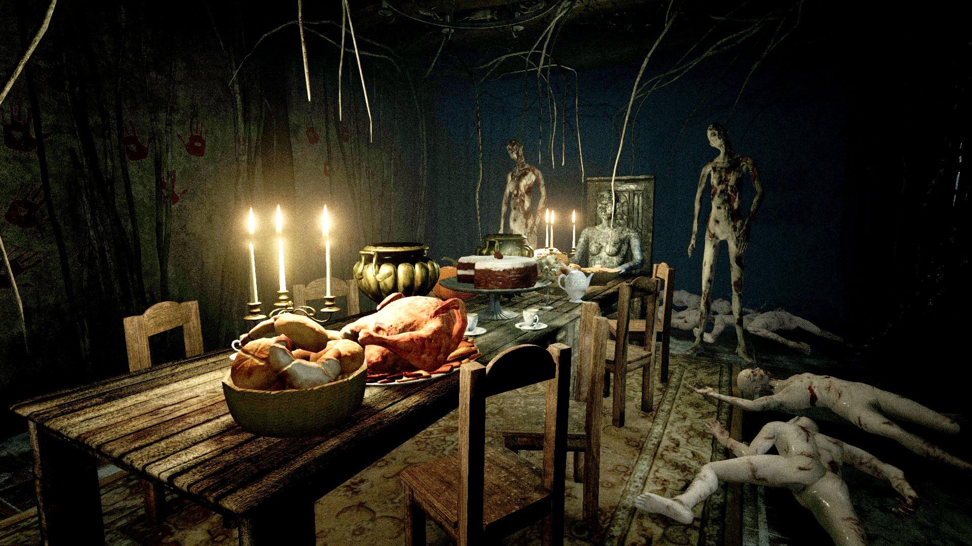 Haunted House ya está en Steam