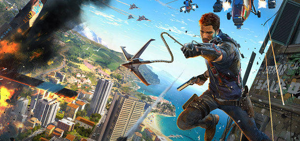 Just Cause 3 saldrá en 2015