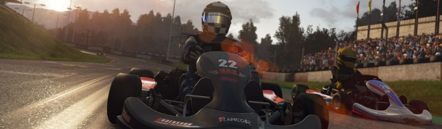 Project CARS incluirá karts