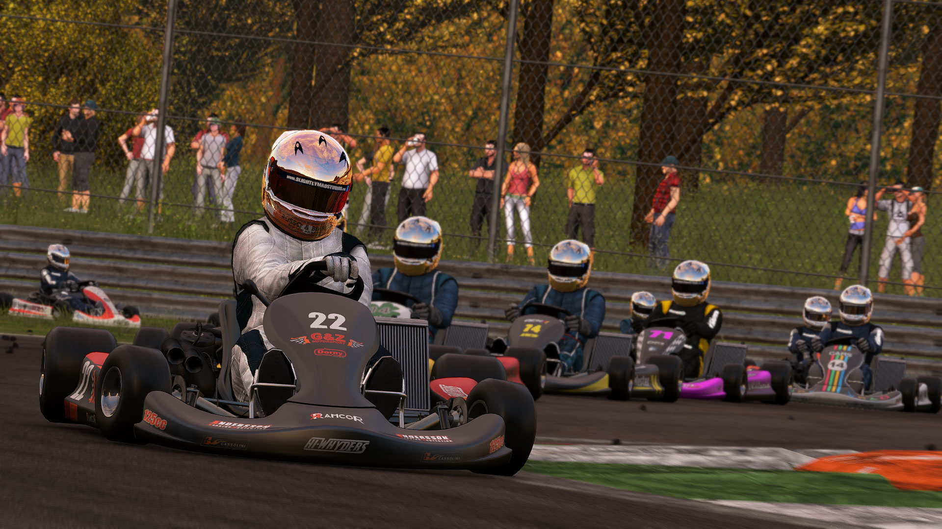 Los Karts llegan a Project CARS