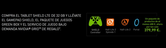 Rebajas SHIELD Tablet Black Friday