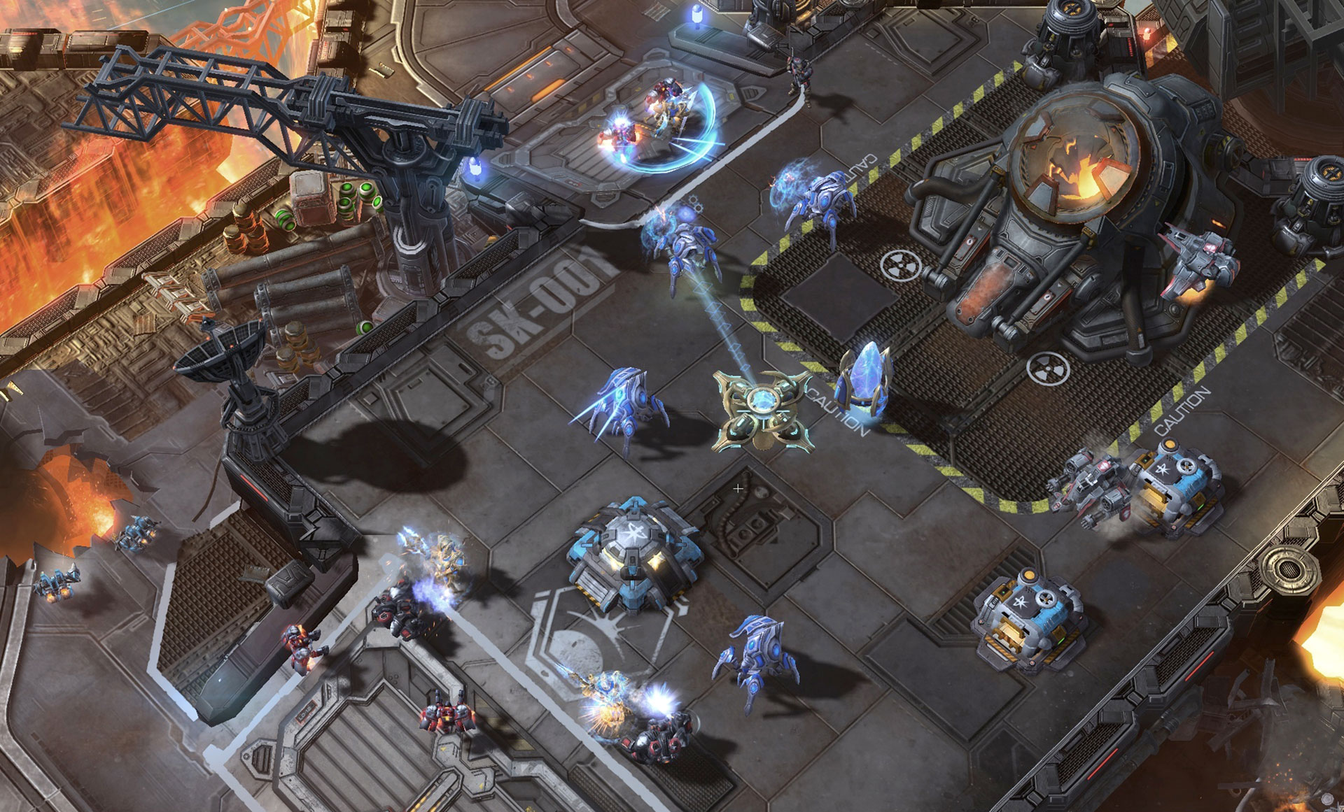 Legacy of the Void en Blizzcon 2014