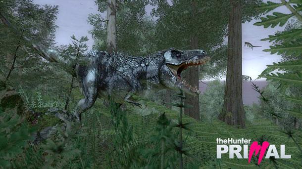 Primal, la expansión de dinosaurios para The Hunter