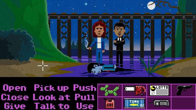 Thimbleweed Park es el nuevo proyecto de los creadores de Maniac Mansion