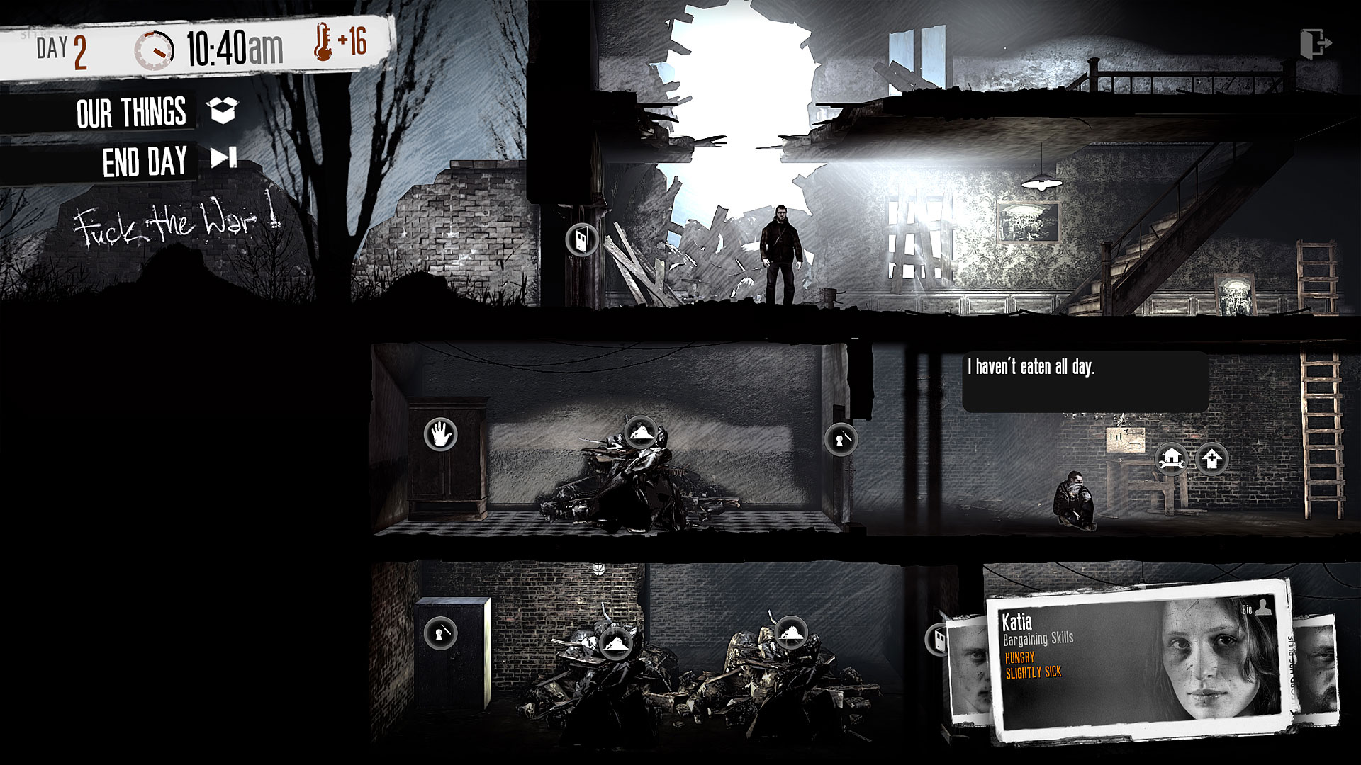 This War of Mine estrena tráiler