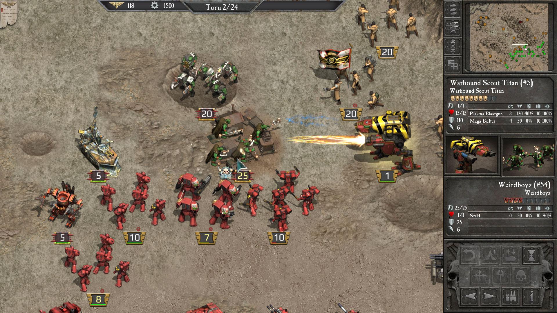 Warhammer 40K Armageddon ya está disponible