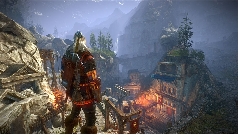 The Witcher 2 y la película The Gamers se pueden conseguir gratis en un pack en GOG