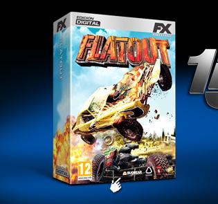 Juegos Gratis FX - FlatOut
