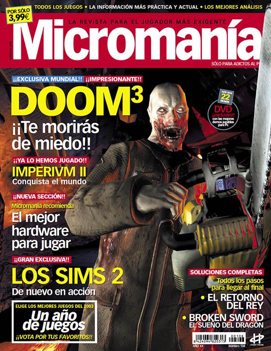 MICROMANIA 108 - TERCERA ÉPOCA