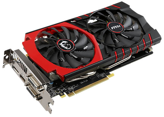 MSI GTX 970 GAMING 4G - Perspectiva
