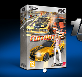 Novedades con descuento FX - FlatOut 2