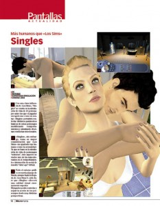 Pantallas -  Singles