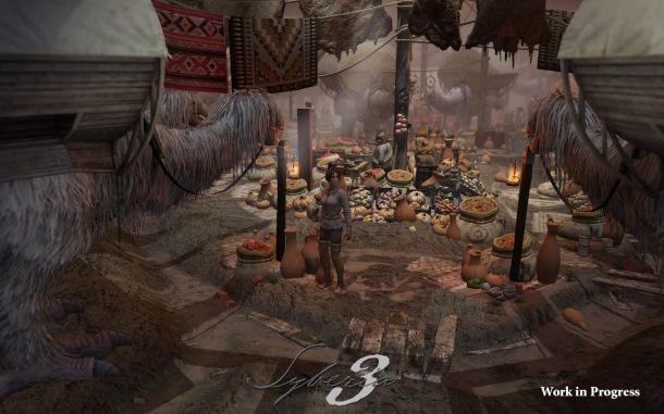 Syberia III simula la apariencia de los juegos anteriores.