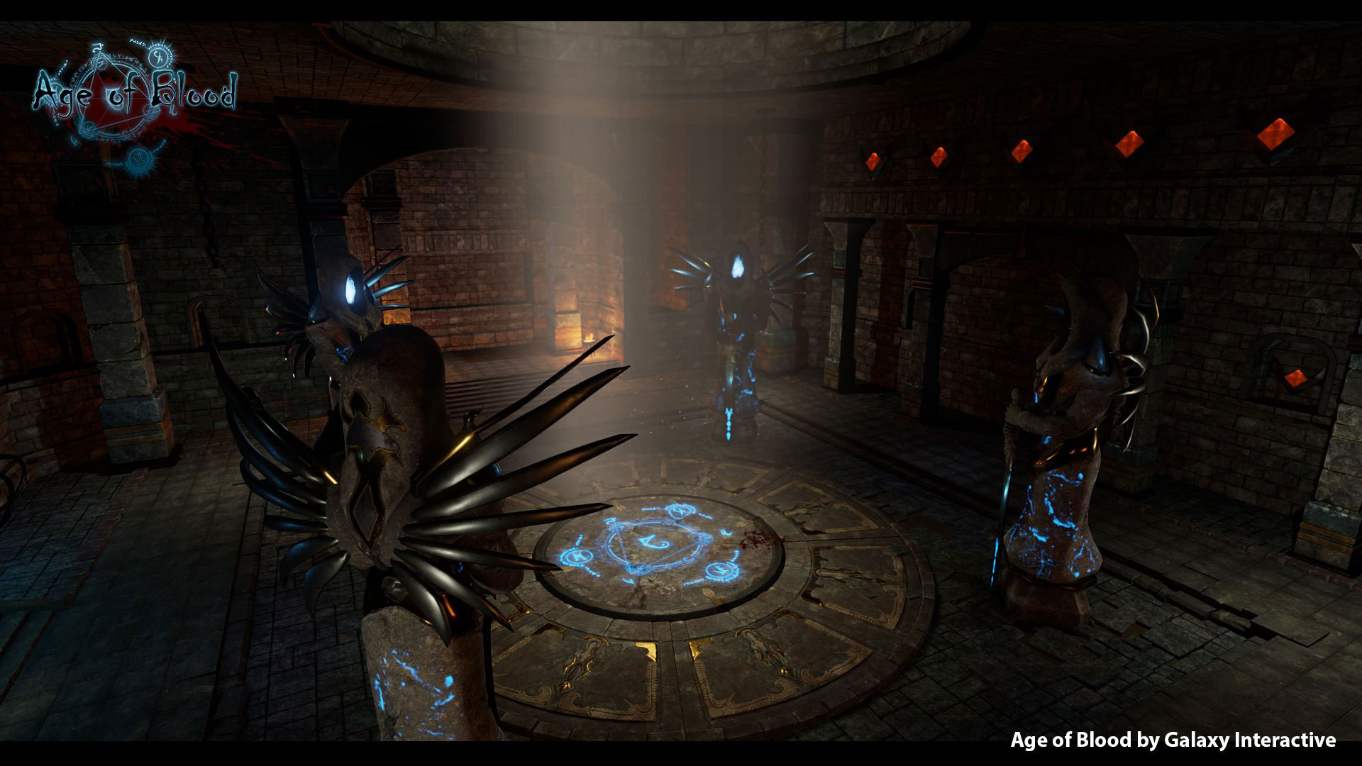 Age of Blood the Scourge aprobado en Steam Greenlight