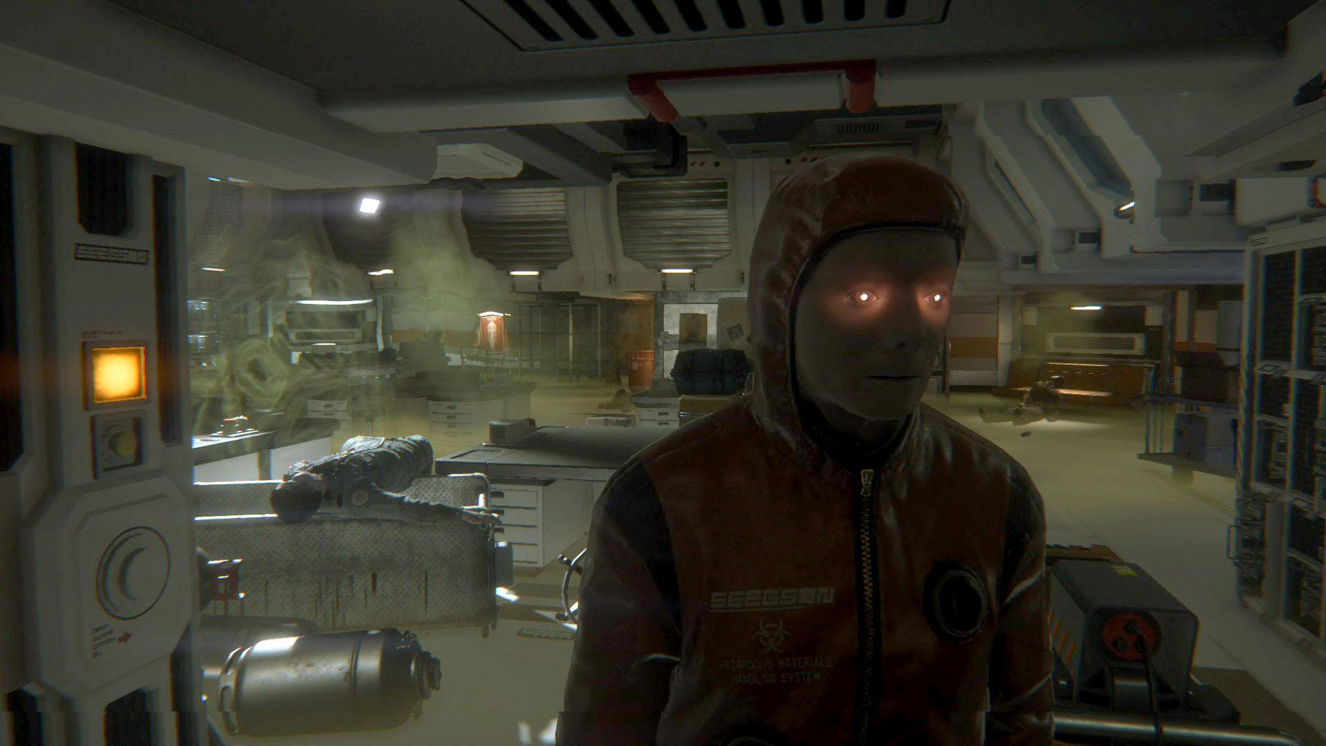 Trauma, nuevo DLC para Alien Isolation