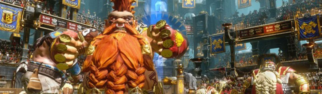 Blood Bowl 2 estrena tráiler kick-off
