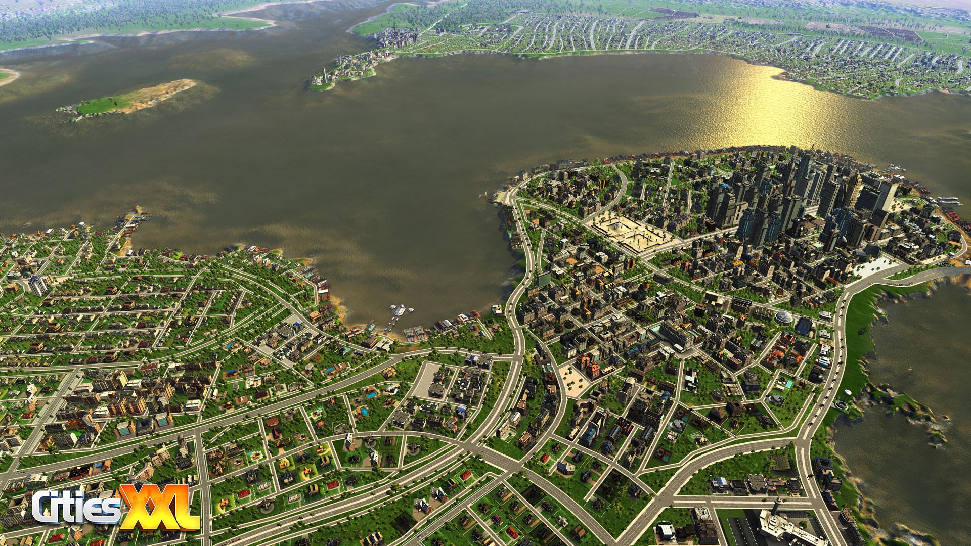 Cities XXL llega en 2015
