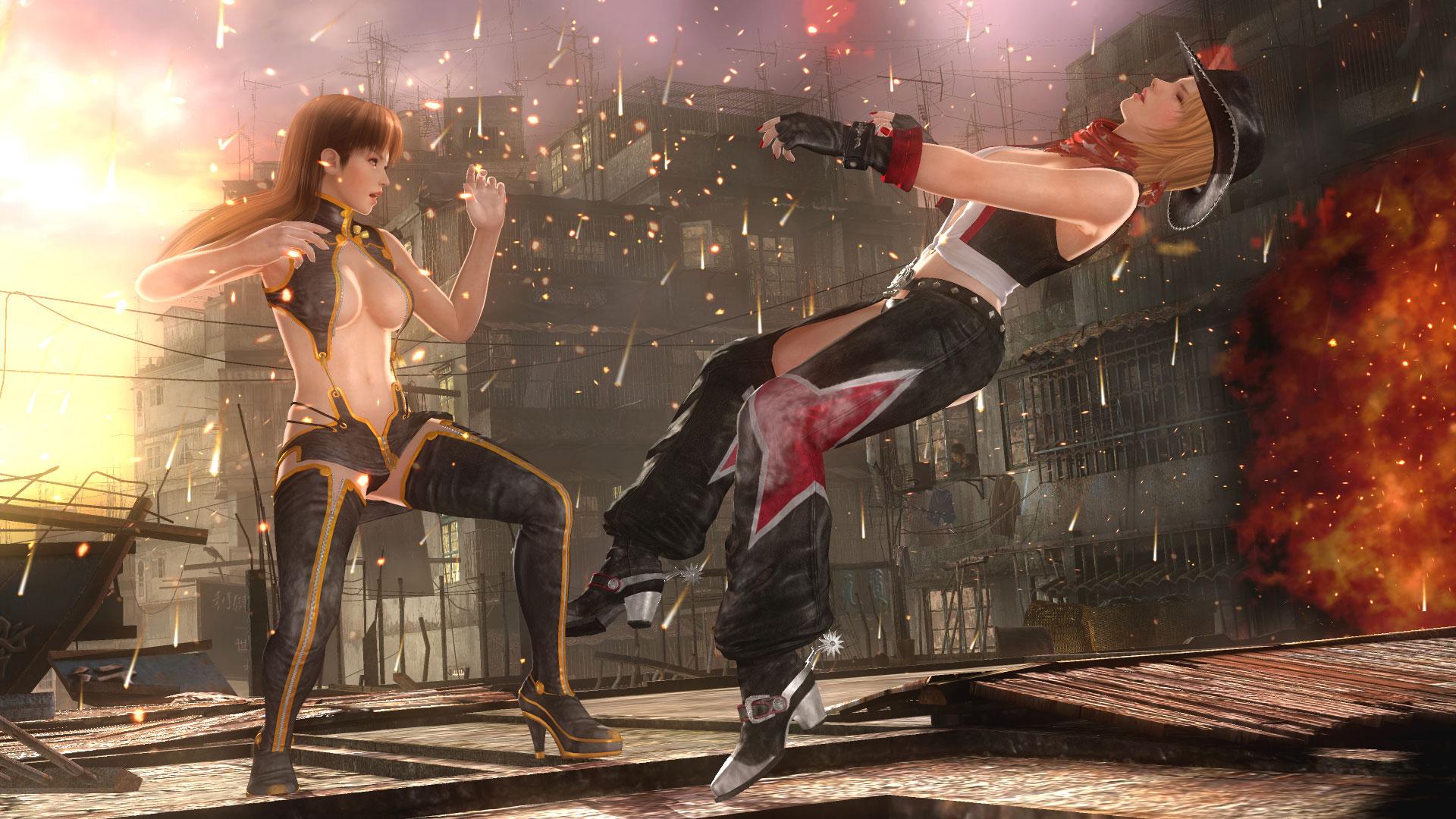 Dead or Alive 5 Last Round llegará al PC