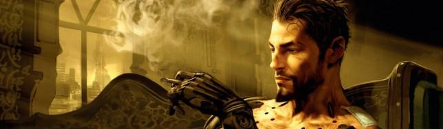 seguimiento ocular de Deus Ex Mankind Divided